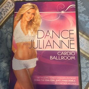 Dance with Julianne Cardio Ballroom